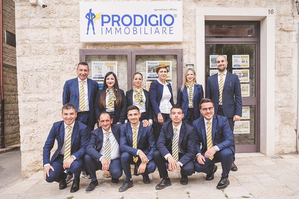 Team Prodigio immobiliare