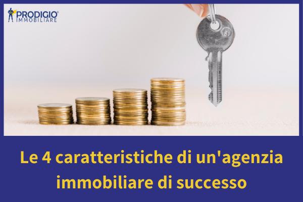 agenzia immobiliare successo