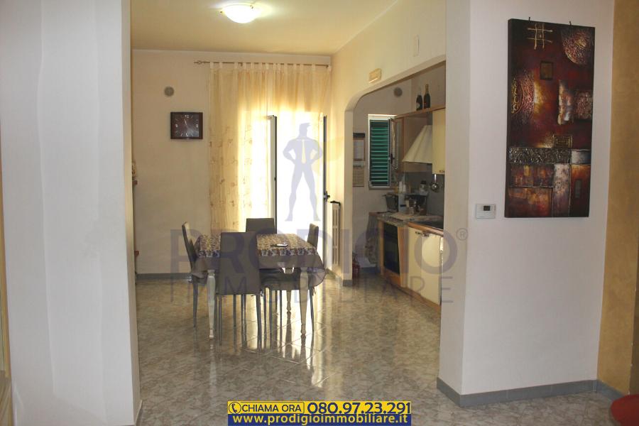Comodo appartamento con garage e locale seminterrato in ...